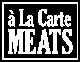 Australian Beef and Australian Meat by A la Carte Meats - Australian beef and Meat Portioning